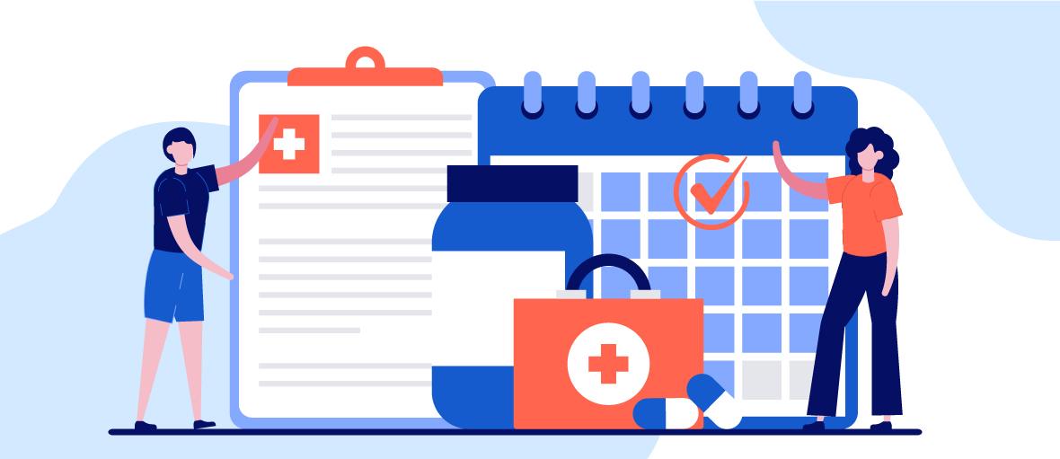 Розрахунок лікарняних 2021