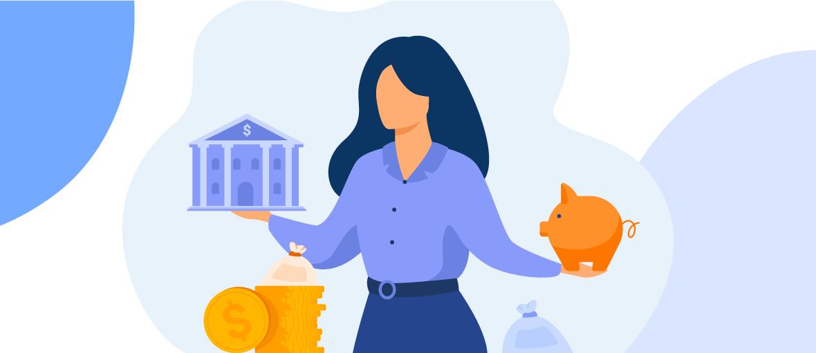 У якому банку краще відкрити валютний рахунок ФОП IT